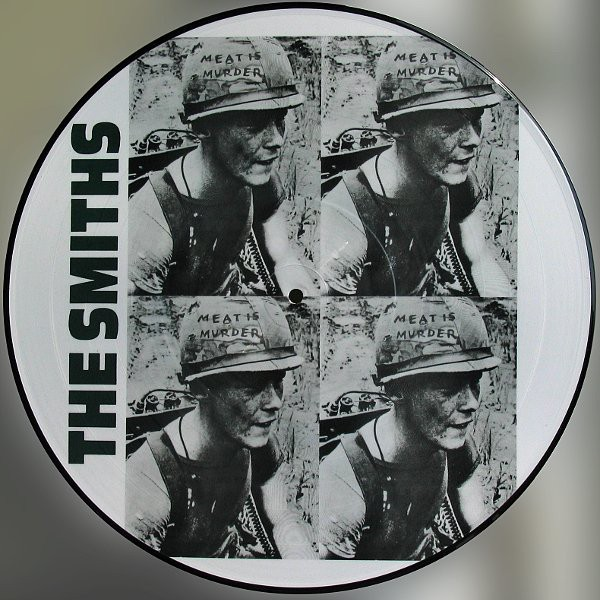 SMITHS, THE - MEAT IS MURDER (VINIL PICTURE)