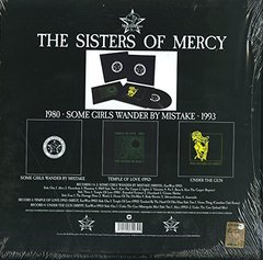 THE SISTERS OF MERCY - SOME GIRLS WANDER BY MISTAKE (BOX)