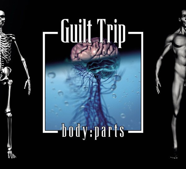 Guilt Trip ‎– Body Parts (CD DUPLO)
