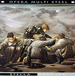 OPERA MULTI STEEL - STELLA OBSCURA (CD)