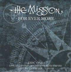 The Mission ‎– For Ever More - Live at London Shepherd's Bush Empire 27/02/08-01/03/08 (BOX) - comprar online