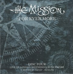 The Mission ‎– For Ever More - Live at London Shepherd's Bush Empire 27/02/08-01/03/08 (BOX) na internet