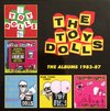 Toy Dolls ‎– The Albums 1983-87 (BOX)