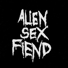 ALIEN SEX FIEND - ALL OUR YESTERDAYS (VINIL)