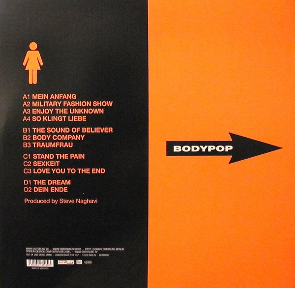 AND ONE - BODYPOP (VINIL DUPLO) - comprar online