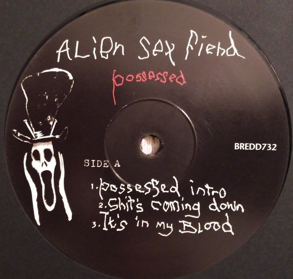 Alien Sex Fiend ‎– Possessed (VINIL DUPLO) na internet