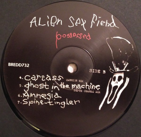 Alien Sex Fiend ‎– Possessed (VINIL DUPLO) - Wave Records