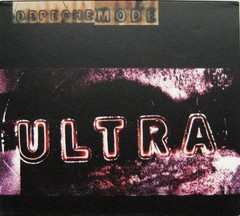 DEPECHE MODE - ULTRA (COLLECTORS EDITION) (CD+DVD)