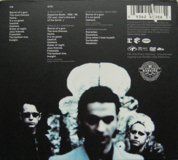 DEPECHE MODE - ULTRA (COLLECTORS EDITION) (CD+DVD) - comprar online