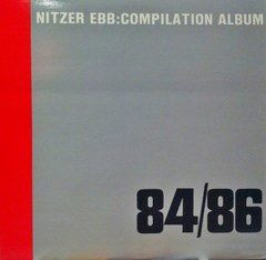Nitzer Ebb - Compilation Album 84/86 (LP, Comp)