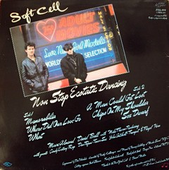 Soft Cell - Non Stop Ecstatic Dancing (VINIL)