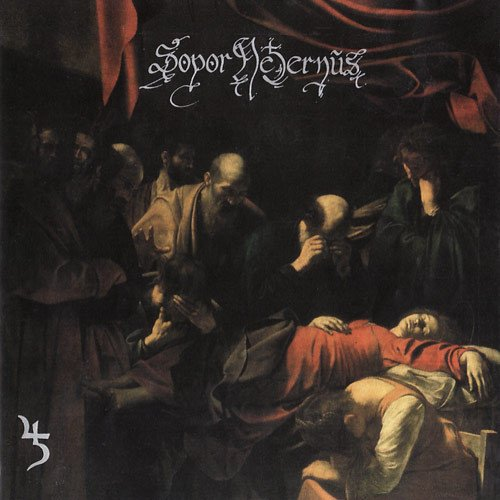 Sopor Aeternus & The Ensemble Of Shadows ?- Todeswunsch - Sous Le Soleil De Saturne (CD)
