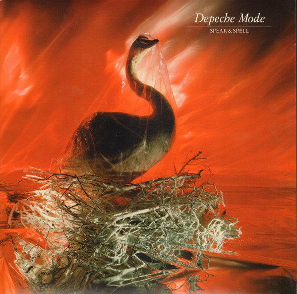 Depeche Mode - Speak and Spell (Vinil)