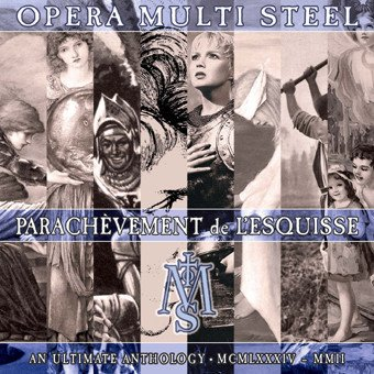Opera Multi Steel ‎– Parachevement De L´esquisse (CD DUPLO)