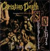 Christian Death featuring Rozz Williams ‎– Sleepless Nights (CD)