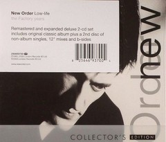 NEW ORDER - LOW-LIFE (CD DUPLO DELUXE)
