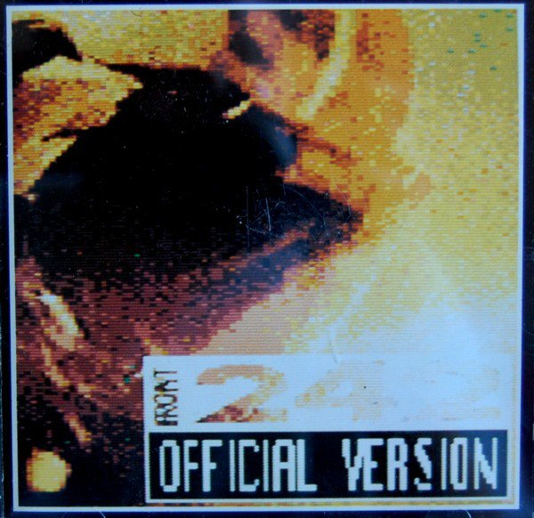 FRONT 242 - OFFICIAL VERSION (CD)