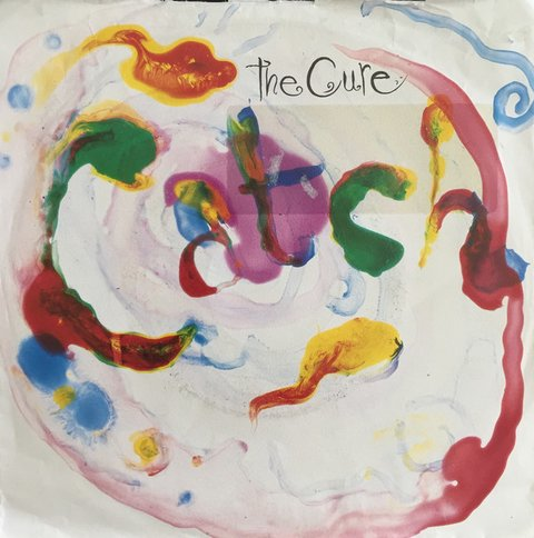 THE CURE - CATCH / BREATH 7