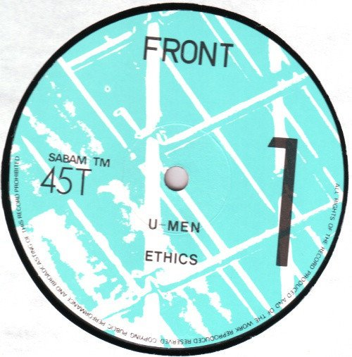 FRONT 242 - TWO IN ONE (12
