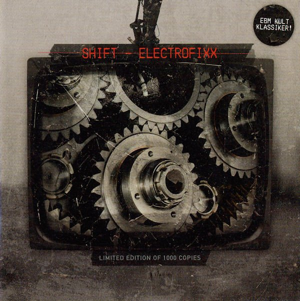 SHIFT - ELECTROFIXX (CD)