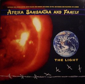 Afrika Bambaataa & Family ‎– The Light (VINIL DUPLO)
