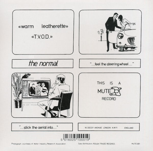 THE NORMAL - WARM LEATHERETTE (7