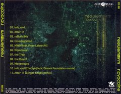 Requiem For FM ‎–  Novocaine  (CD) - comprar online