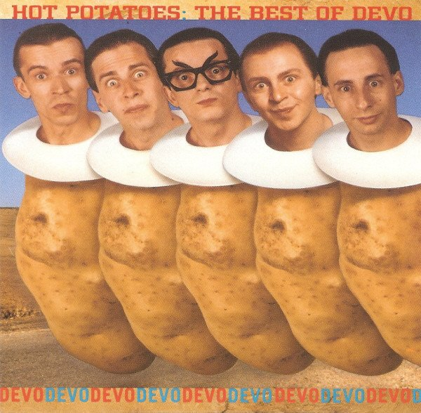 DEVO - HOT POTATOES: THE BEST OF DEVO (CD)