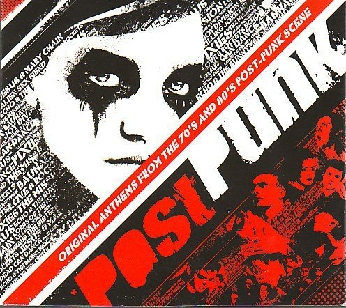 COMPILAÇÃO - POST-PUNK - ORIGINAL ANTHEMS FROM THE 70´S AND 80´S  (BOX)