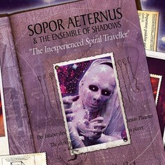 Sopor Aeternus & The Ensemble Of Shadows ?- The Inexperienced Spiral Traveller (CD)