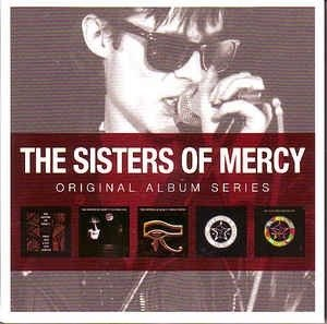 SISTERS OF MERCY, THE - ORIGINAL ALBUM SERIES (BOX) - comprar online