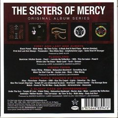 SISTERS OF MERCY, THE - ORIGINAL ALBUM SERIES (BOX)