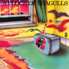A FLOCK OF SEAGULLS - A FLOCK OF SEAGULLS (VINIL)