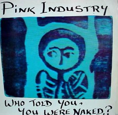 PINK INDUSTRY - WHO TOLD YOU, YOU WERE NAKED? (VINIL)