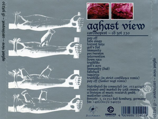 Aghast View ?– Carcinopest (CD) - comprar online