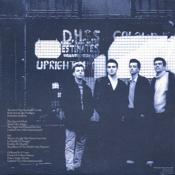 THE SMITHS - UNRELEASED DEMOS AND INSTRUMENTALS (VINIL DUPLO) na internet