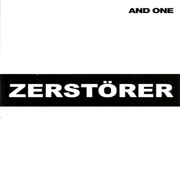 AND ONE - ZERSTÖRER (CD)