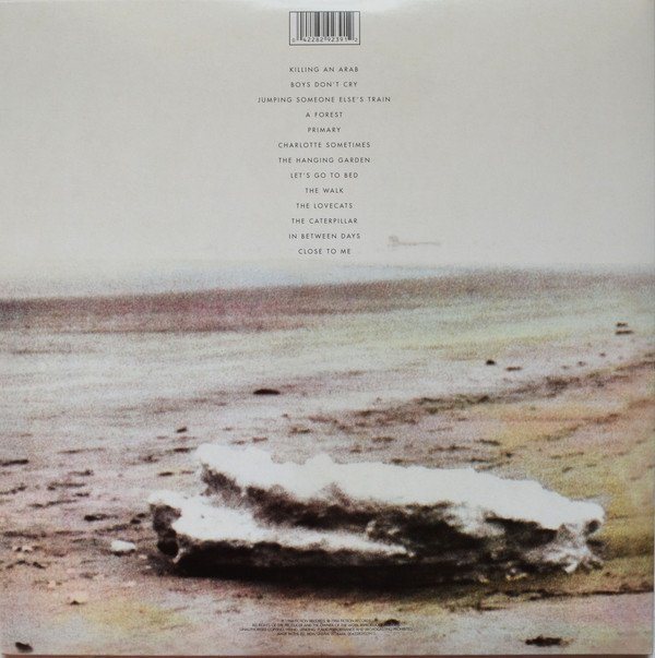 THE CURE - STAND ON A BEACH (VINIL) - comprar online