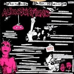 "ALIEN SEX FIEND - IGNORE THE MACHINE (7"" VINIL) - comprar online"