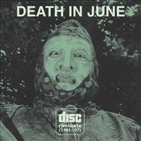 DEATH IN JUNE - DISCRIMINATE 1981-1997 (CD DUPLO)