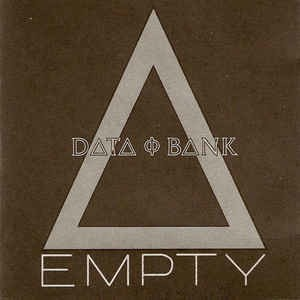 Data-Bank-A ?- Empty (CD)