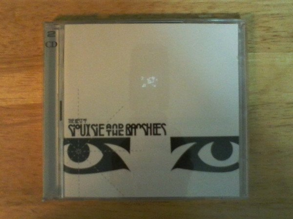 Siouxsie And The Banshees - The Best Of Siouxsie And The Banshees (CD DUPLO)