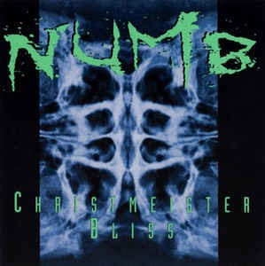 Numb ‎– Christmeister / Bliss (CD)