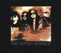 THE SISTERS OF MERCY - DOCTOR JEEP (CD SINGLE)