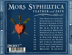 Mors Syphilitica ‎– Feather And Fate (CD) - comprar online