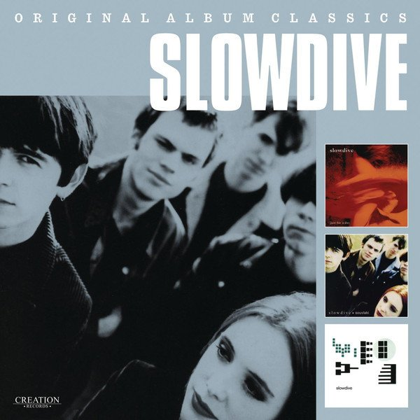 Slowdive ‎– Original Album Classics (BOX)