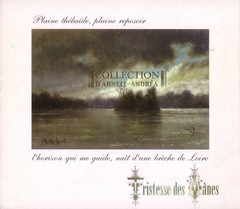COLLECTION D´ARNELL ANDREA - TRISTESSE DES MÁNES (CD)