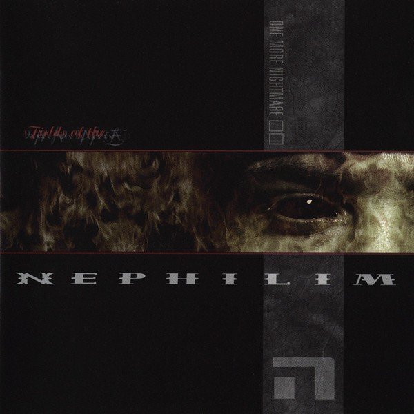 FIELDS OF THE NEPHILIM - ONE MORE NIGHTMARE (CD SINGLE)