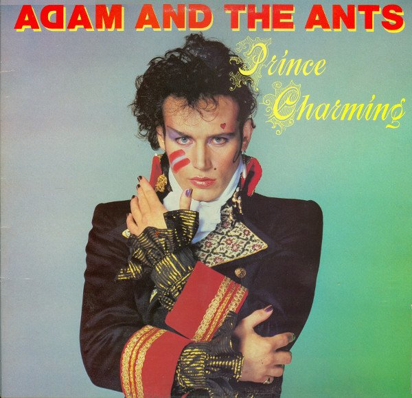 ADAM AND THE ANTS - PRINCE CHARMING (VINIL)
