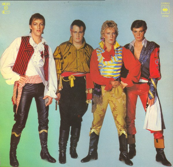 ADAM AND THE ANTS - PRINCE CHARMING (VINIL) - comprar online